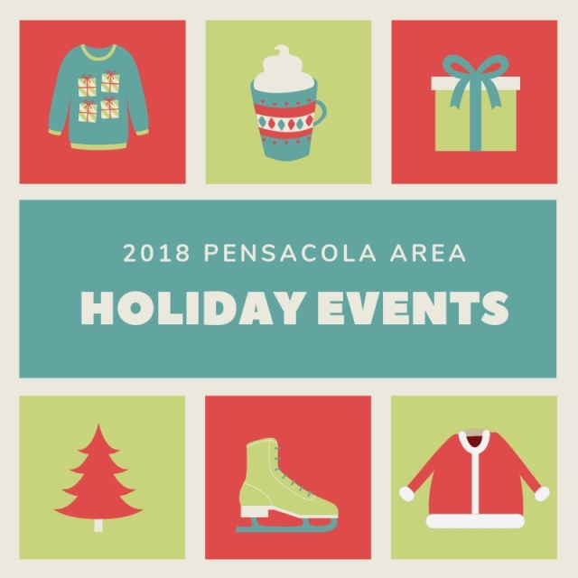 holiday events in Pensacola Florida