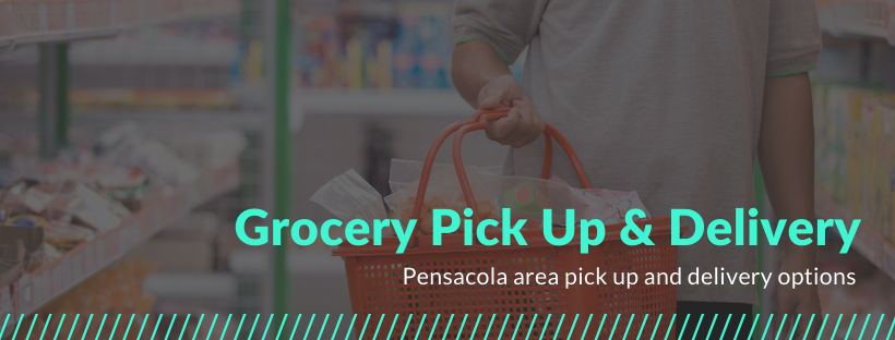 pensacola grocery pick up and delivery