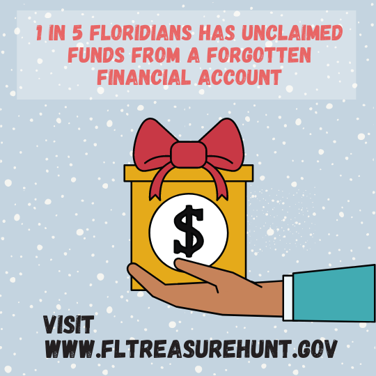unclaimed funds florida